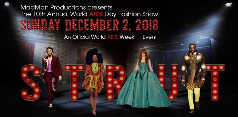 strut fashion show 2018 Header