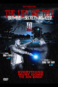 The Lies We Tell But The Secrets We Keep Part 3 Movie DVD Cover