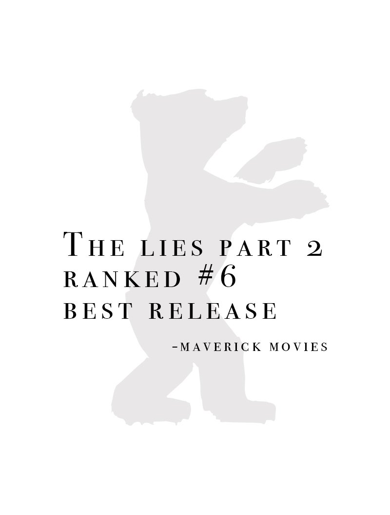 Milon V Parker The Lies We Tell But The Secrets We Keep Ranked 6 Maverick Movies Quote